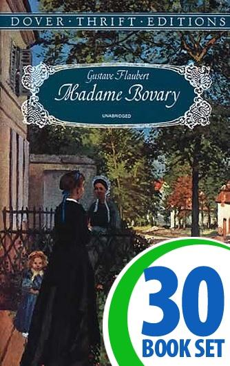 Madame Bovary - 30 Books and Teaching Unit