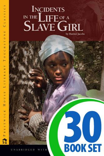 Incidents in the Life of a Slave Girl - 30 Books and Complete Teacher's Kit