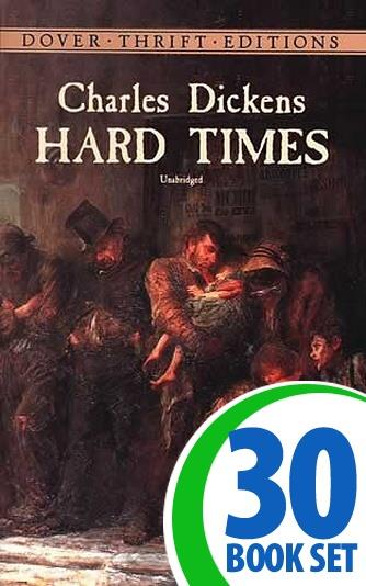 Hard Times - 30 Books and Teaching Unit