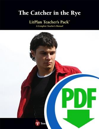 Catcher in the Rye, The: LitPlan Teacher Pack - Downloadable