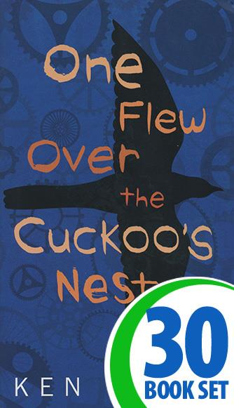One Flew Over the Cuckoo's Nest - 30 Books and Complete Teacher's Kit