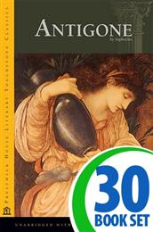 Antigone - 30 Books and Teaching Unit