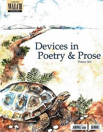 Devices in Poetry and Prose (Posters)