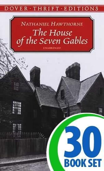 House of the Seven Gables, The - 30 Books and Teaching Unit