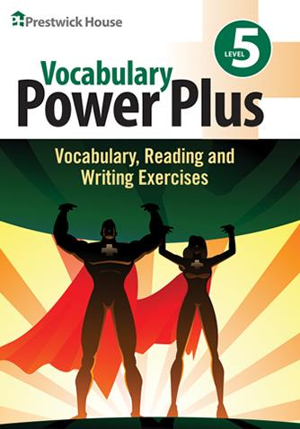 Vocabulary Power Plus - Level 5