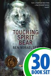 Touching Spirit Bear - 30 Books and LitPlan Teacher Pack (CD-ROM)
