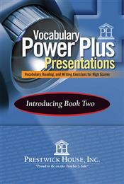 Vocabulary Power Plus Presentations: Introduction - Level 10