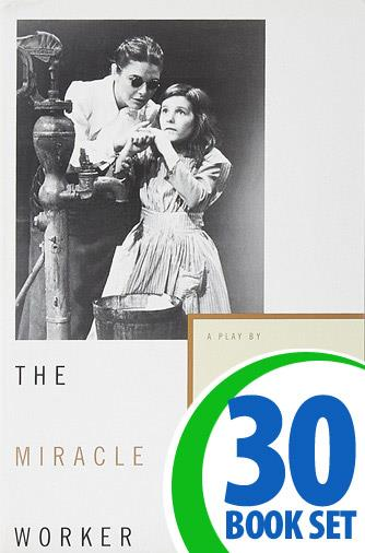 Miracle Worker, The - 30 Books and Complete Teacher's Kit