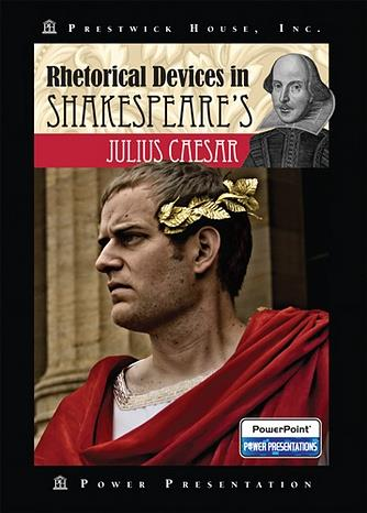Rhetorical Devices in Shakespeare's Julius Caesar