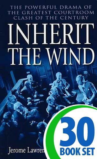 Inherit the Wind - 30 Books and Response Journal