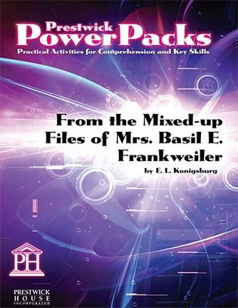 From the Mixed-up Files of Mrs. Basil E. Frankweiler - Power Pack