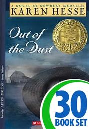 Out of the Dust - 30 Books and LitPlan Teacher Pack (CD-ROM)