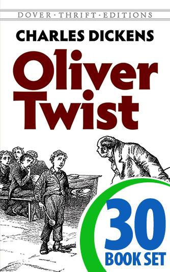 Oliver Twist - 30 Books and Response Journal