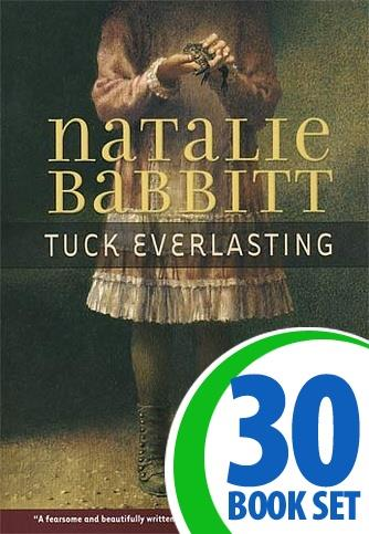 Tuck Everlasting - 30 Books and Response Journal