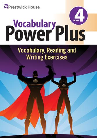 Vocabulary Power Plus - Level 4