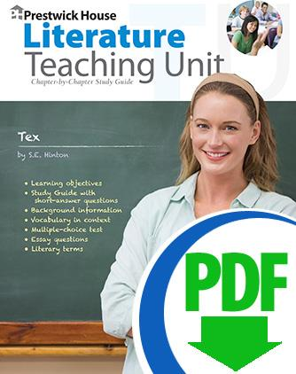 Tex - Downloadable Teaching Unit