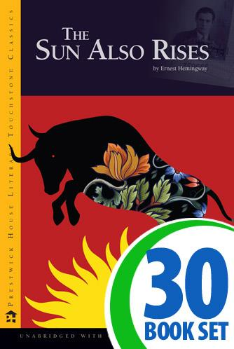 Sun Also Rises, The - 30 Books and Response Journal