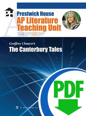Canterbury Tales, The - Downloadable AP Teaching Unit