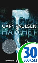 Hatchet - 30 Books and Power Pack