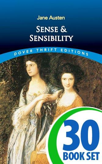 Sense and Sensibility - 30 Books and Teaching Unit