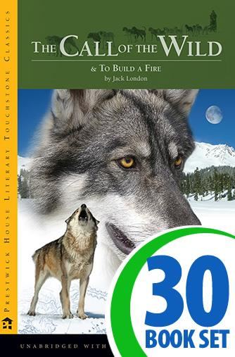 Call of the Wild, The - 30 Books and Vocabulary from Literature