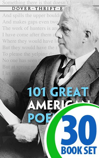 101 Great American Poems - 30 Books and AP Teaching Unit