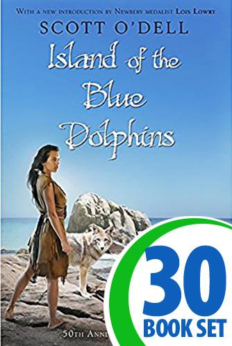 Island of the Blue Dolphins - 30 Books and Teaching Unit