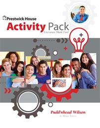 Pudd'nhead Wilson - Activity Pack