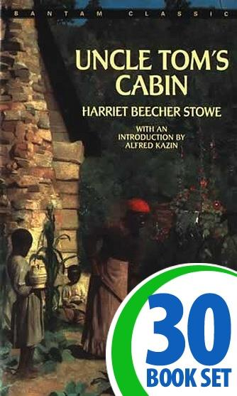 Uncle Tom's Cabin - 30 Books and Teaching Unit