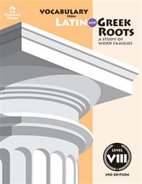 Vocabulary from Latin and Greek Roots - Book II