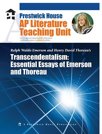 Transcendentalism: Essays of Emerson and Thoreau - AP Teaching Unit