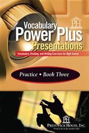 Vocabulary Power Plus Presentations: Practice - Level 11