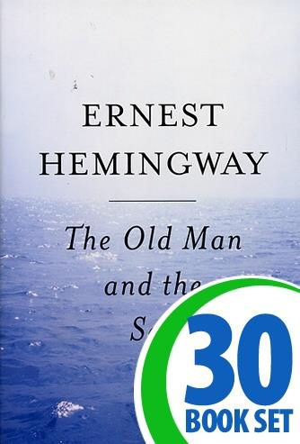 Old Man and the Sea, The - 30 Books and LitPlan Teacher Pack (CD-ROM)