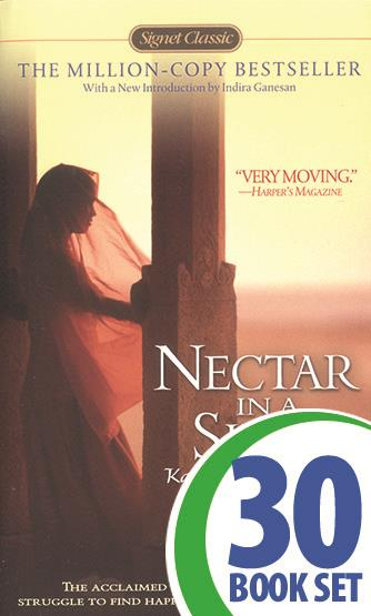 Nectar in a Sieve - 30 Books and Teaching Unit