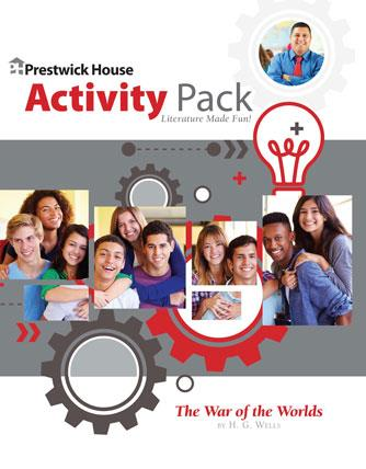 War of the Worlds, The - Activity Pack