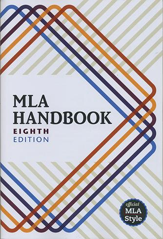 the mla handbook for writers of research papers