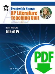 Life of Pi - Downloadable AP Teaching Unit