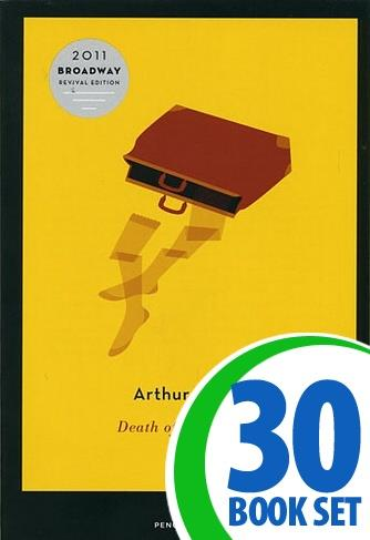 Death of a Salesman - 30 Books and Complete Teacher's Kit
