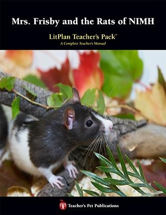 Mrs. Frisby and the Rats of NIMH: LitPlan Teacher Pack