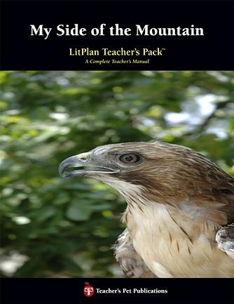 My Side of the Mountain: LitPlan Teacher Pack