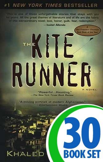 Kite Runner, The - 30 Books and Activity Pack