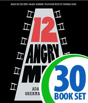 Twelve Angry Men - 30 Books and Complete Teacher's Kit