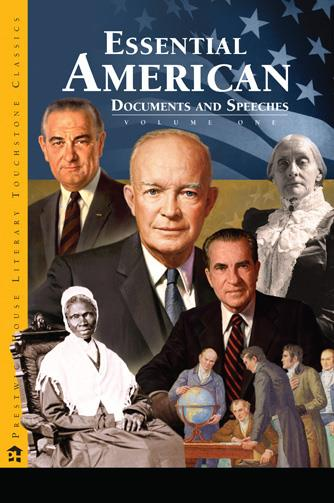 Essential American Documents and Speeches - Volume One