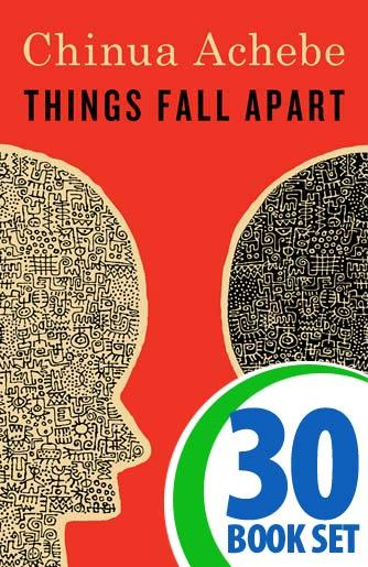 Things Fall Apart - 30 Books and Response Journal