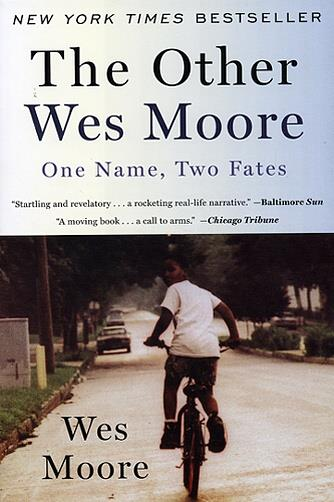 Other Wes Moore, The