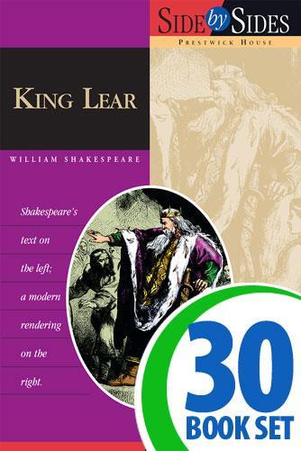 King Lear: Side by Side
