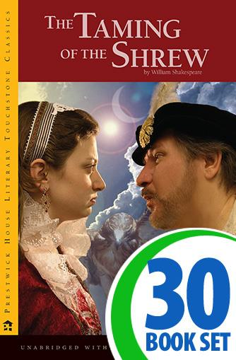 Taming of the Shrew, The - 30 Books and Complete Teacher's Kit