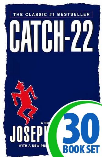 Catch-22 - 30 Books and Teaching Unit