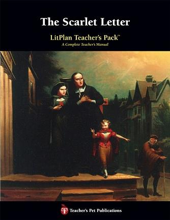 Scarlet Letter, The: LitPlan Teacher Pack