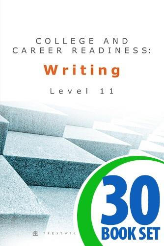 College and Career Readiness: Writing - Level 11